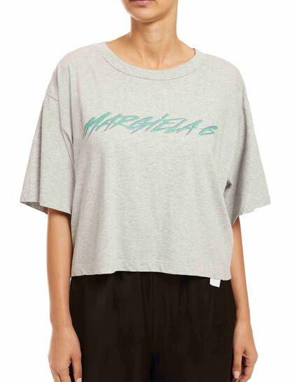 Margiela Cropped T-Shirt