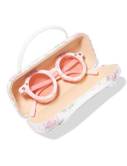 Round Roses Sunglasses