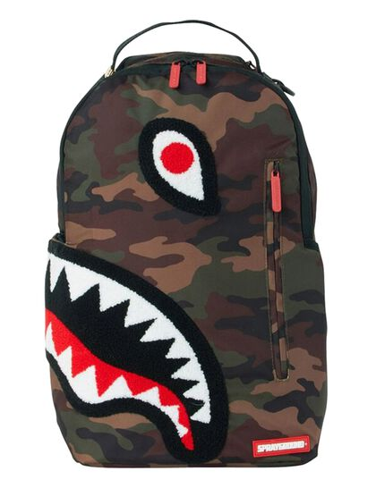 Torpedo Shark (Camo) Backpack