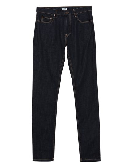 Roll Up Slim Jeans