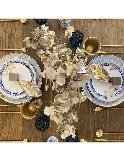 Kunooz Dinner Plate