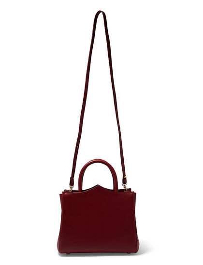 Venise Baby Leather Handbag