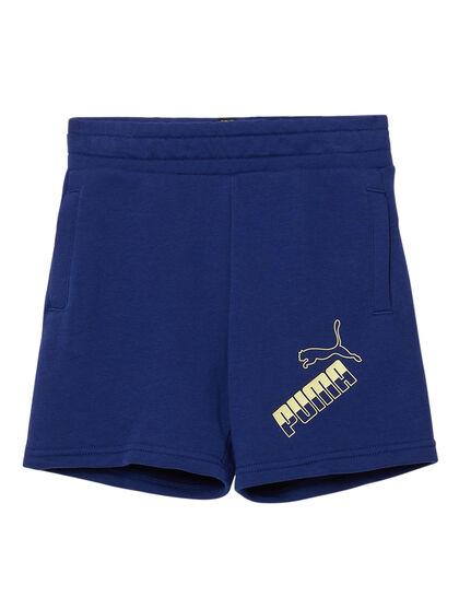 Amplified Big Logo Shorts