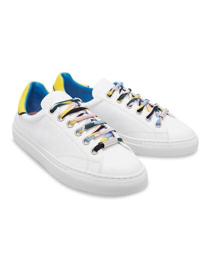 Occhi Print Sneakers
