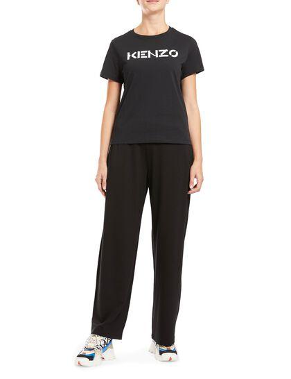 Classic Fit T-Shirt Kenzo Logo
