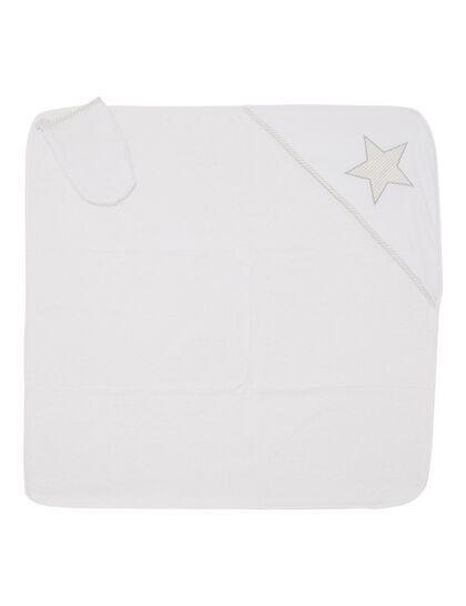 Aime Shower Cap & Gloves Set