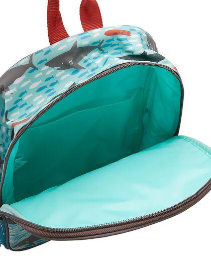 Peo Sharks Eco-Friendly Backpack