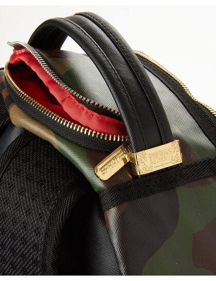 Checks Camoflague Backpack