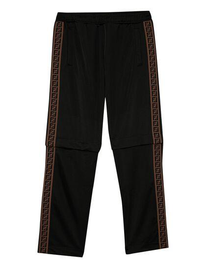Pants Detachable Band Side