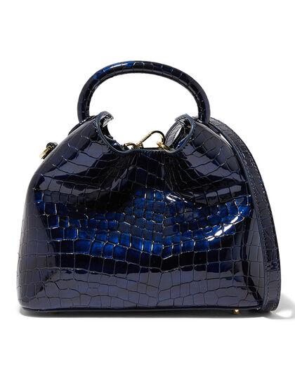 Baozi Leather23cm W X 21cm H X 11cm D