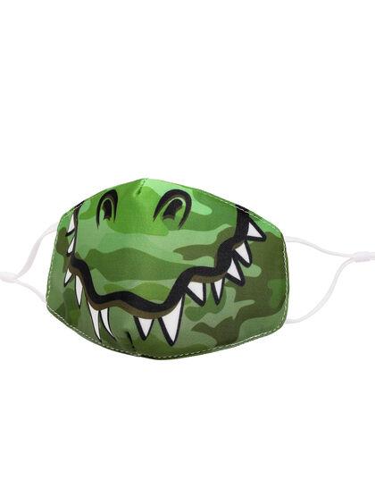 Dino Camo Face Mask