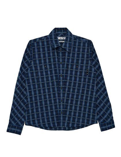 Flannel Check Shirt