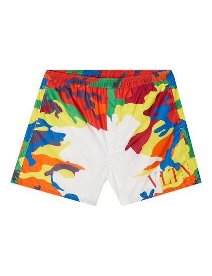 VLTN Beachwear Shorts