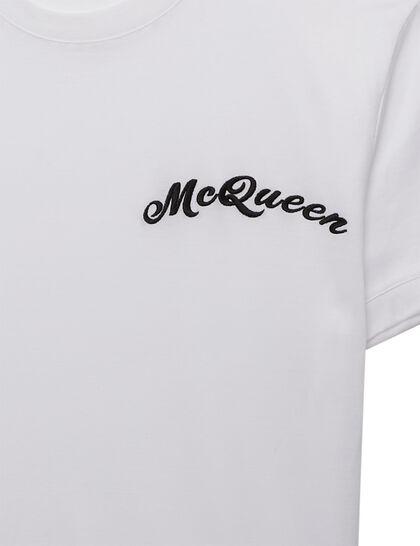 McQueen Signature Logo T-shirt