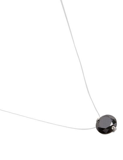 Short Necklace Transparent Th