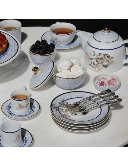 Kunooz Dessert Plate