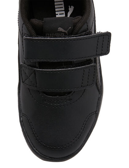 Courtflex V2 V Inf Puma Black-Dark Shado