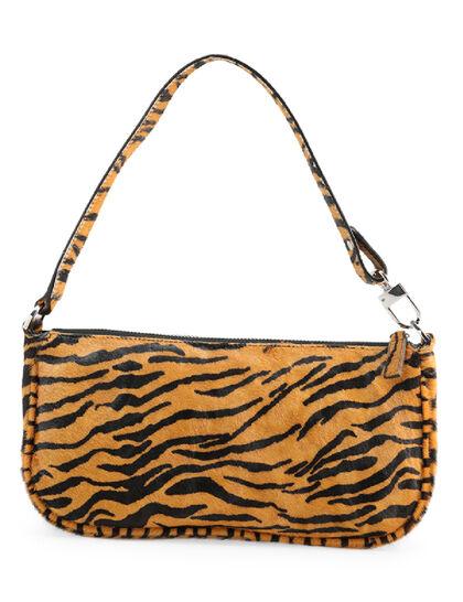 Rachel Pony Hair Leather Bag