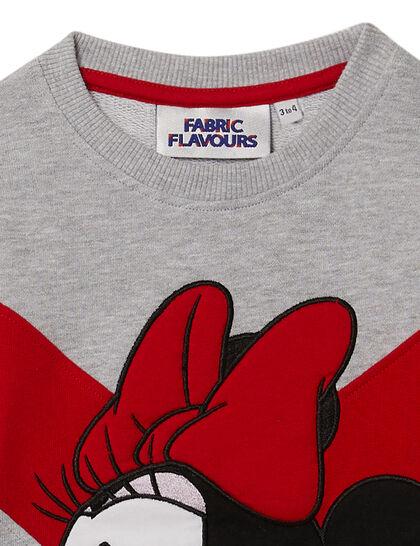 Minnie 'Maus Mode' Sweatshirt