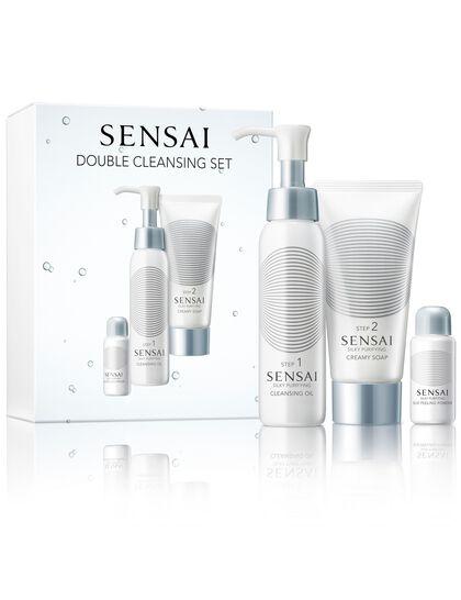 Sensai Double Cleansing Set