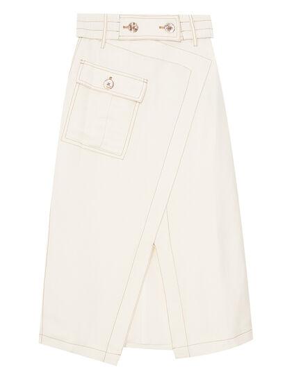 Worlds Collide Maxi Skirt
