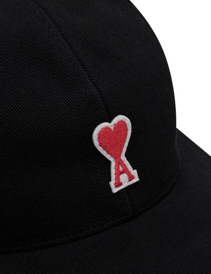 Logo Baseball Cap - Black