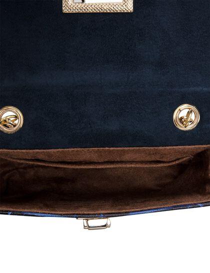Classic Bigger Croco Handbag