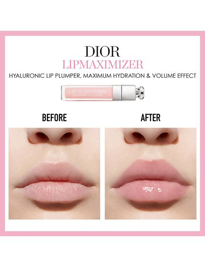 Dior Lip Maximizer Lip Gloss