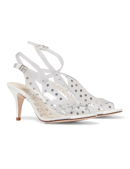 Brauna Peep Toe Sandals