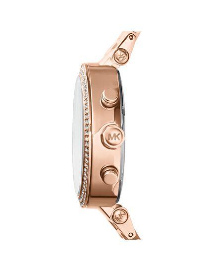 Analog Watch 0 Jwl Gp Metal Bracelet