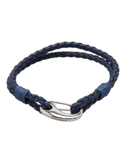 Elio Bracelet - Navy Blue