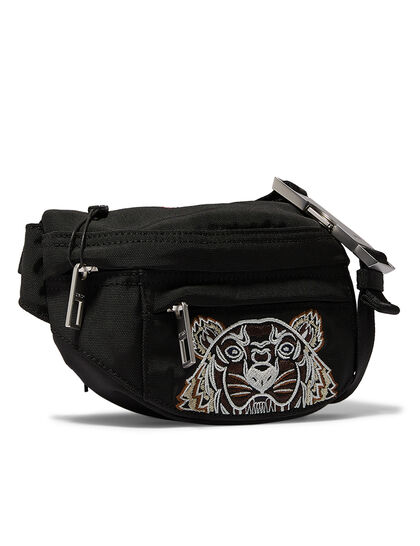 Embroidered Mini Belt Bag