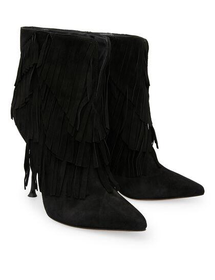 Shoe Suede 105 Mm
