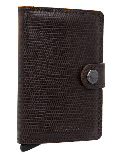 Miniwallet Mra-Red-Bordeaux