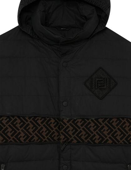 Down Jacket Ff Net Detail