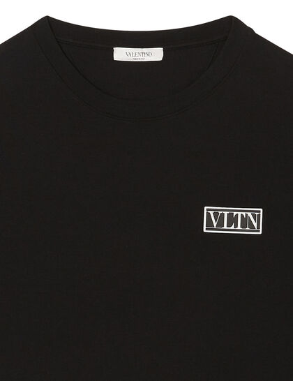 VLTN TAG T-shirt in Cotton