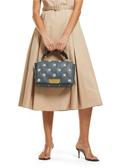 Soft Earthette Jumbo Shoulder Bag