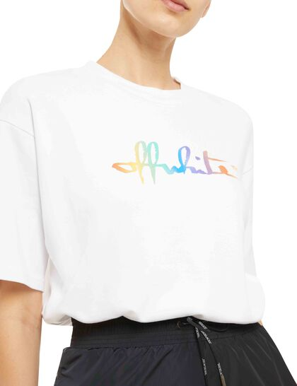 Rainbow Logo T-shirt
