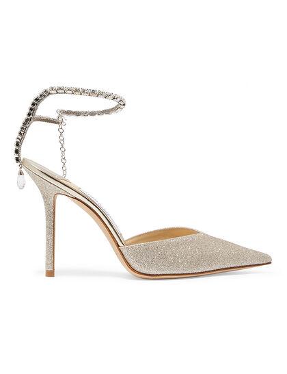 Embellished Saeda 100 Stiletto Heels