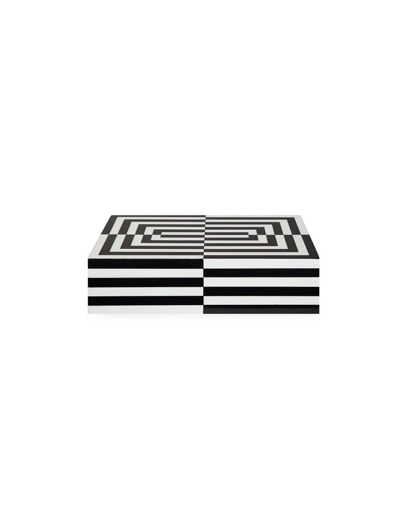 Jnr Large Op Art Box