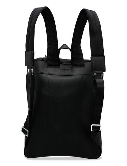 Award Backpack - Italian Leather Black