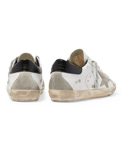 Super-Star Leather Sneakers