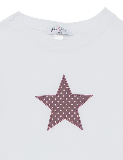 Adrienne Pyjama Girl Stars