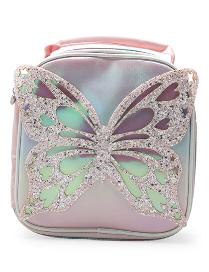 Miss Butterfly Lunch Bag