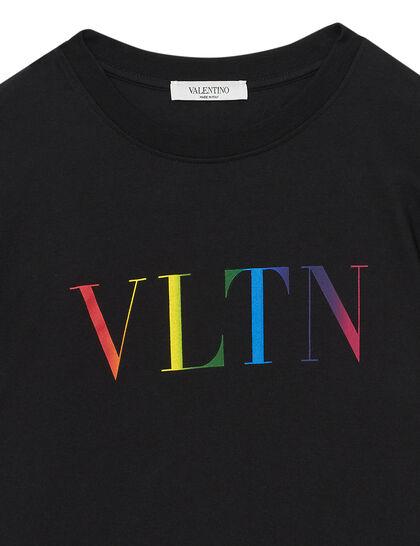 Printed Logo Jersey T-shirt