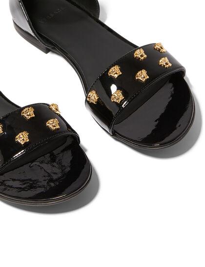 Gold Stud Sandles