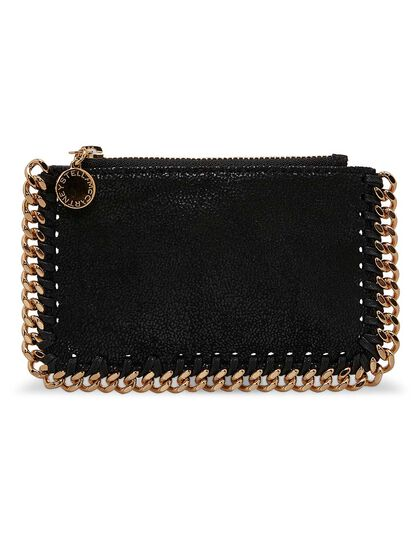 Falabella Zipped Cardholder