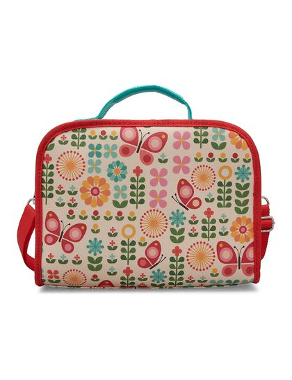 Peo Eco Friendly Butterflies Insulated Lunch Box