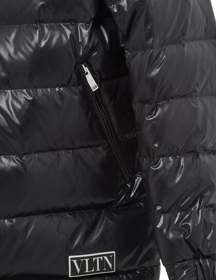 Logo Down Jacket