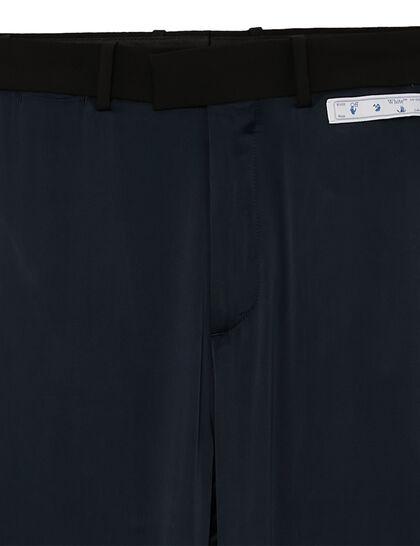 Elongated Pants